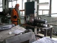 Участок механической обработки кремния