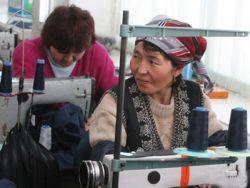 Легкая промышленность Кыргызстана